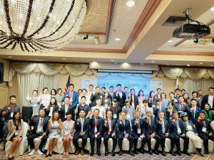 2021 차세대 글로벌 창업무역스쿨 단체사진