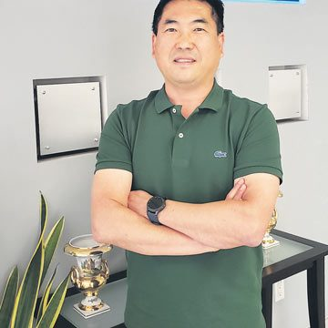 [미주 한국일보] LA지회 부이사장 박성준 대표 인터뷰_ 생산·판매자·물류업체 연결, '3PL 서비스'로 물류 새바람